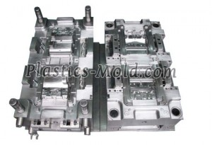Plastic injection mold maker