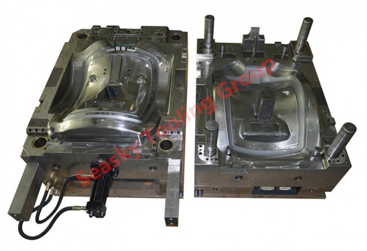 China plastic chair mold manufacturing