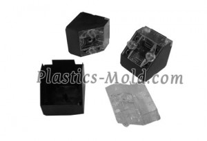 Electronic plastic shell manufacturing