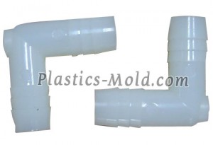Plastic quick connector fittings
