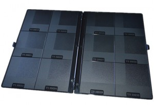 Plastic injection mold texture plate from Yick-Sang