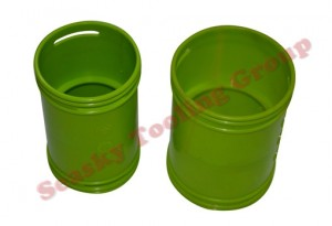 Custom plastic tube fitting manufacturing