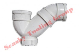 PVC pipe connector manufacturing