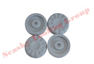Silicone rubber parts manufacturing