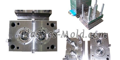 Injection plastic mold manufacturing