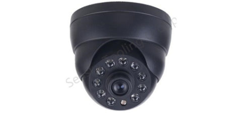 Custom dome camera covers