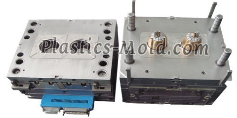 Custom injection mould factory