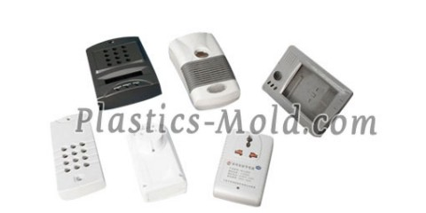 Plastic electronic case manufacturer