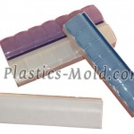 Plastic pill cover manufacturing