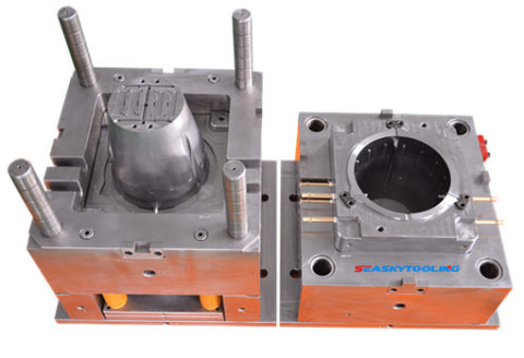 plastic injection mold manufacturing factory