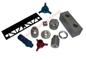 Aluminum machining parts manufacturing