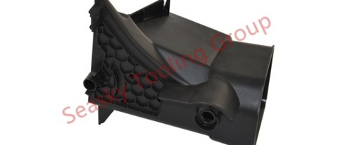 Automotive part mold making
