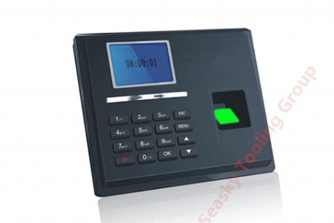 Biometric readers plastic enclosure