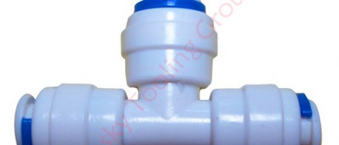 Injection molded plastic tubes