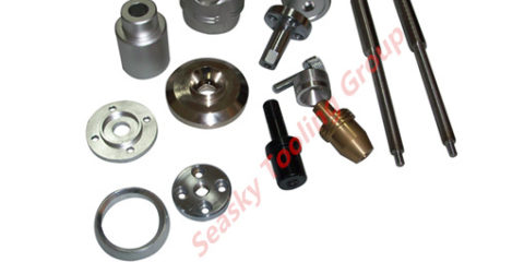 Metal turning parts manufacture