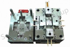 China plastic injection molder