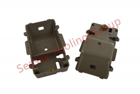 Plastic molded components manufacturing