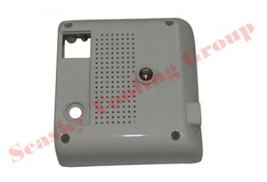 Plastic electronic enclosure
