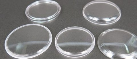 Plastic watch case manufacturing