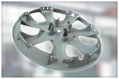Automobile plastics parts manufacturing